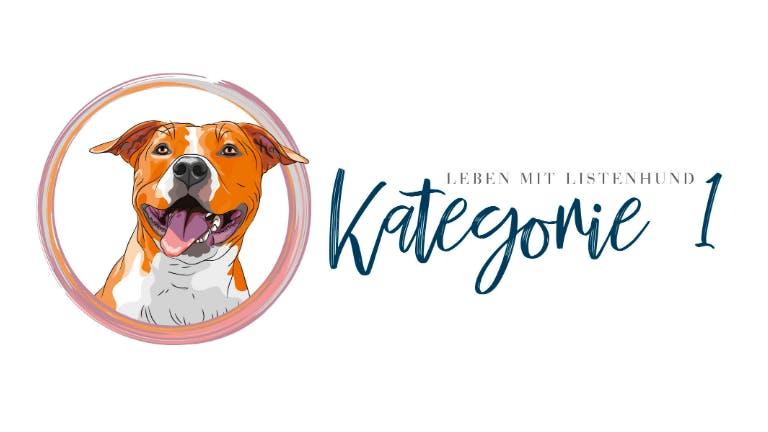 Kategorie 1 - Leben mit Listenhund